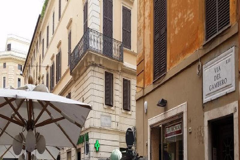 Appartamento uso commerciale v del gambero roma fz571b for Immobiliare affitto ufficio roma