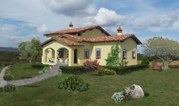 Cassia capranica casale nuova costruzione capranica cva413 for Immobiliare affitto ufficio roma